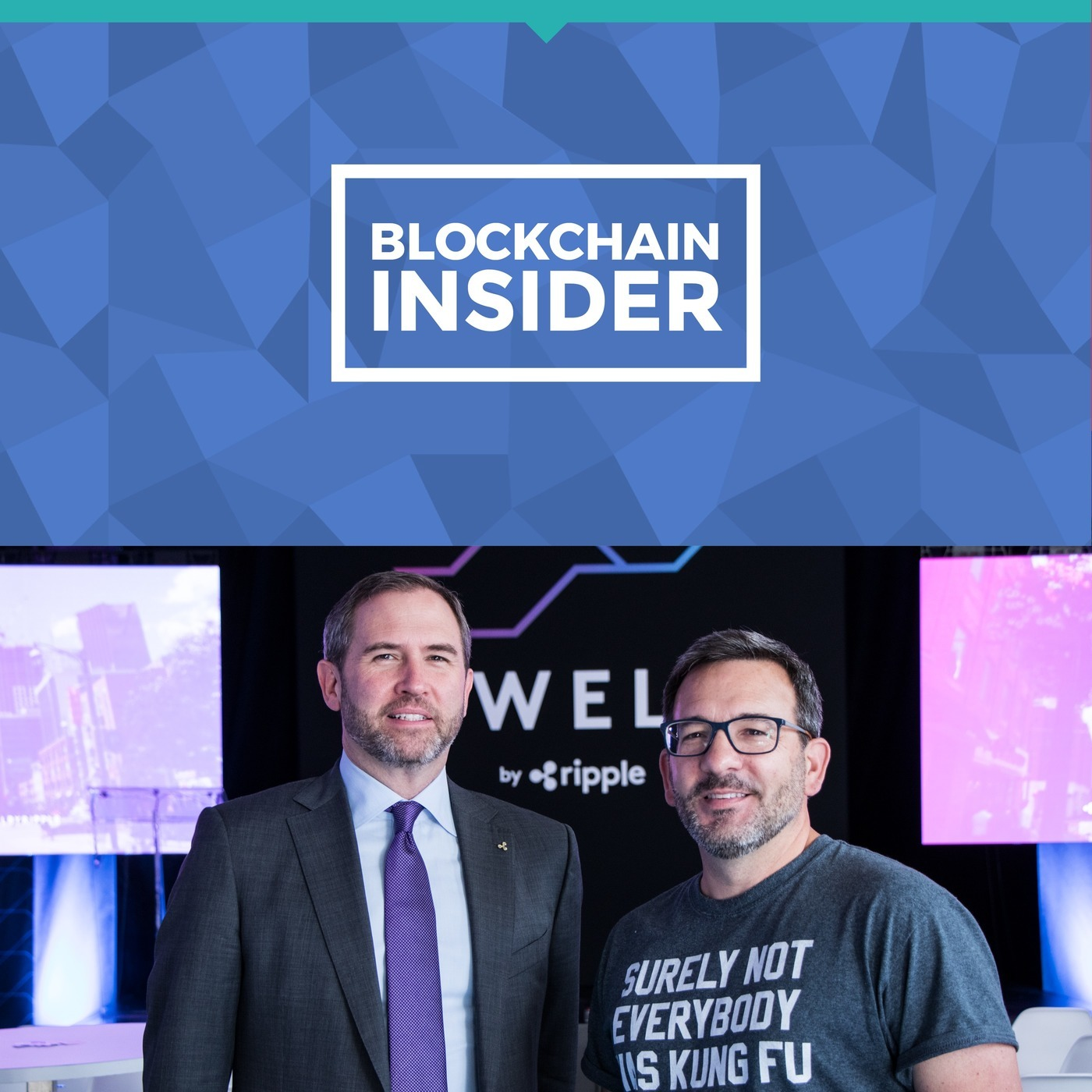 Ep. 17. Bitcoin price explodes, ICOs implode and CEO of Ripple Interview