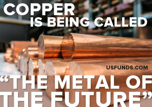 Car Manufacturers Are Electrifying Copper, 'The Metal Of The Future'