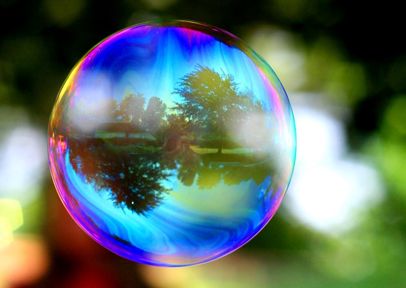 Bitcoin: Everything is a bubble