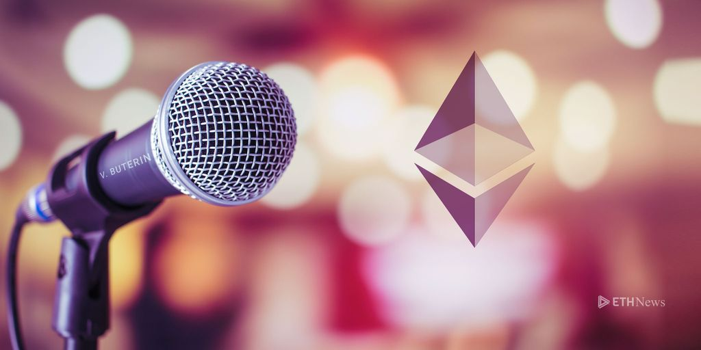 Buterin To Devcon3: Sharding Will Boost Ethereum's Efficiency