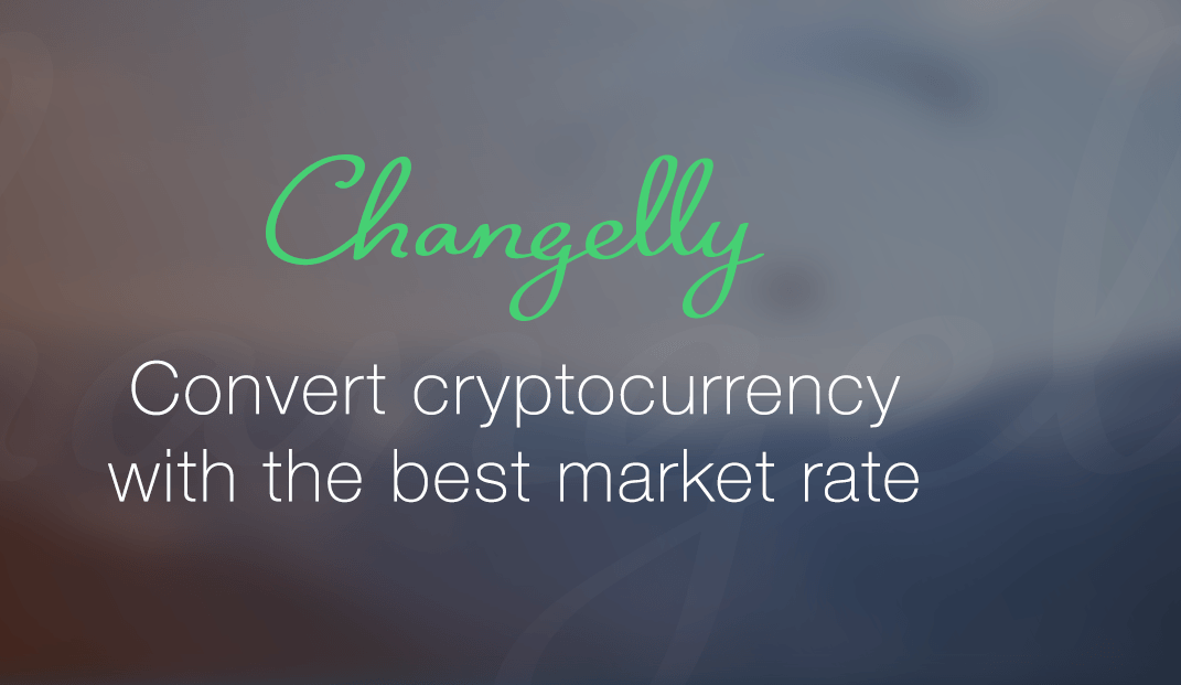 Changelly – Crypto-to-Crypto Exchange Made Simple  
