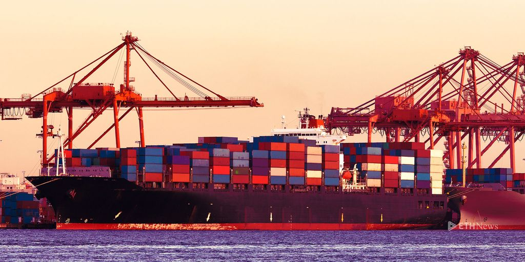 ZIM Uses Blockchain To Track Overseas Shipping