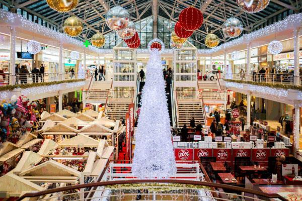 Holidays Come Early For Investors As Consumer Spending Surges From Previous Year