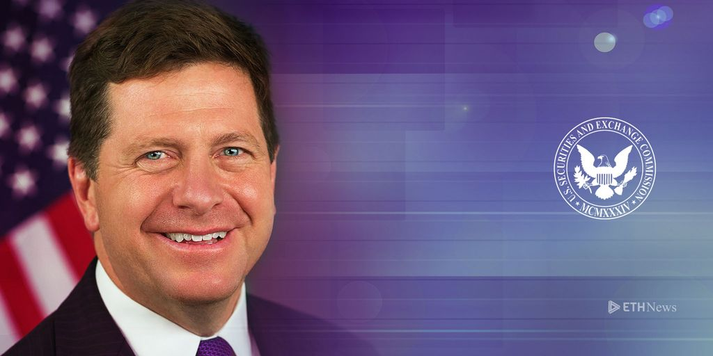 SEC Chairman Jay Clayton Releases Statement On Cryptocurrency And Token Offerings