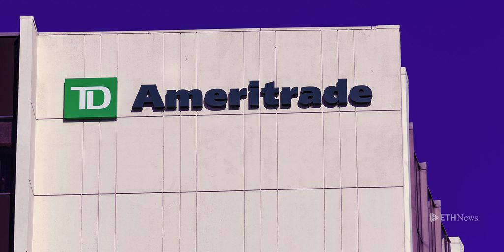 TD Ameritrade To Support CBOE's Bitcoin Futures Starting Monday