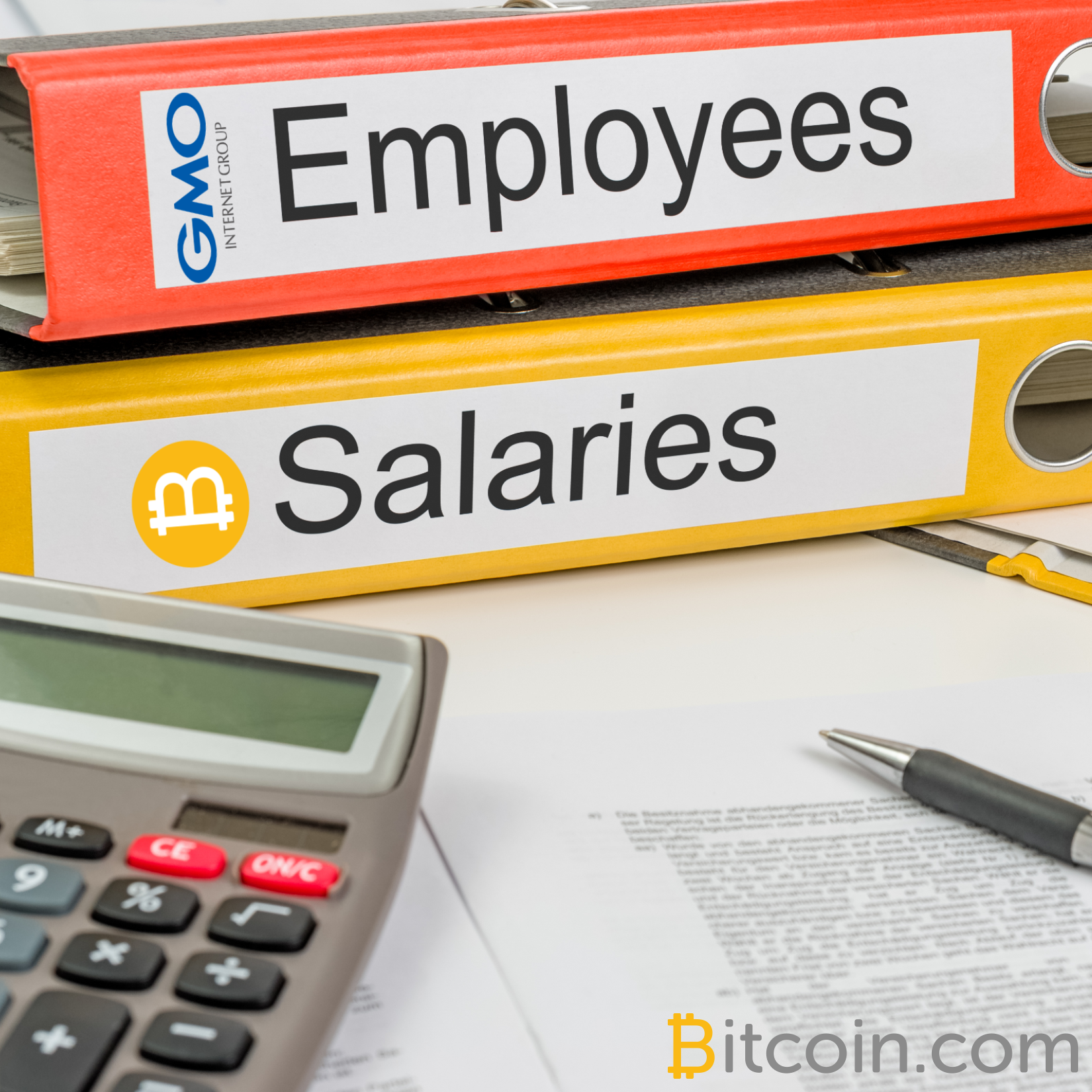 Japanese Internet Giant GMO Offers to Pay 4700+ Employees in Bitcoin