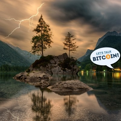 Let's Talk Bitcoin! #366 Outside Perspectives