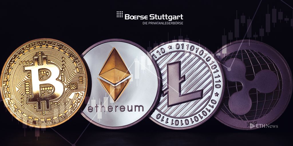 Börse Stuttgart Exchange To List Prominent Cryptocurrencies Via Bison Subsidiary