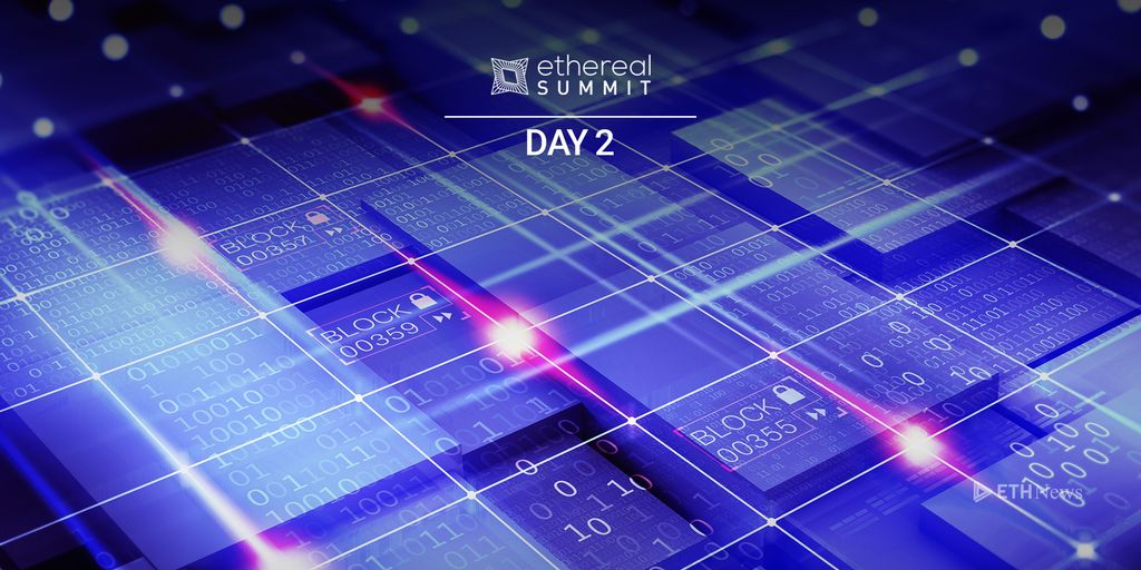 Ethereal Summit Highlights: Day 2