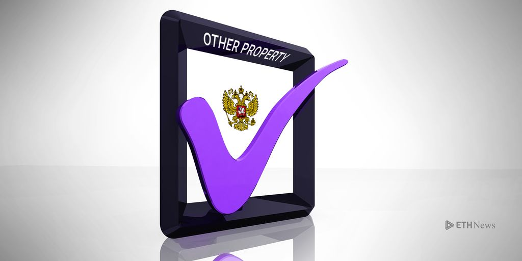 Russian Minister Of Justice Defines Cryptocurrency As 'Other Property'