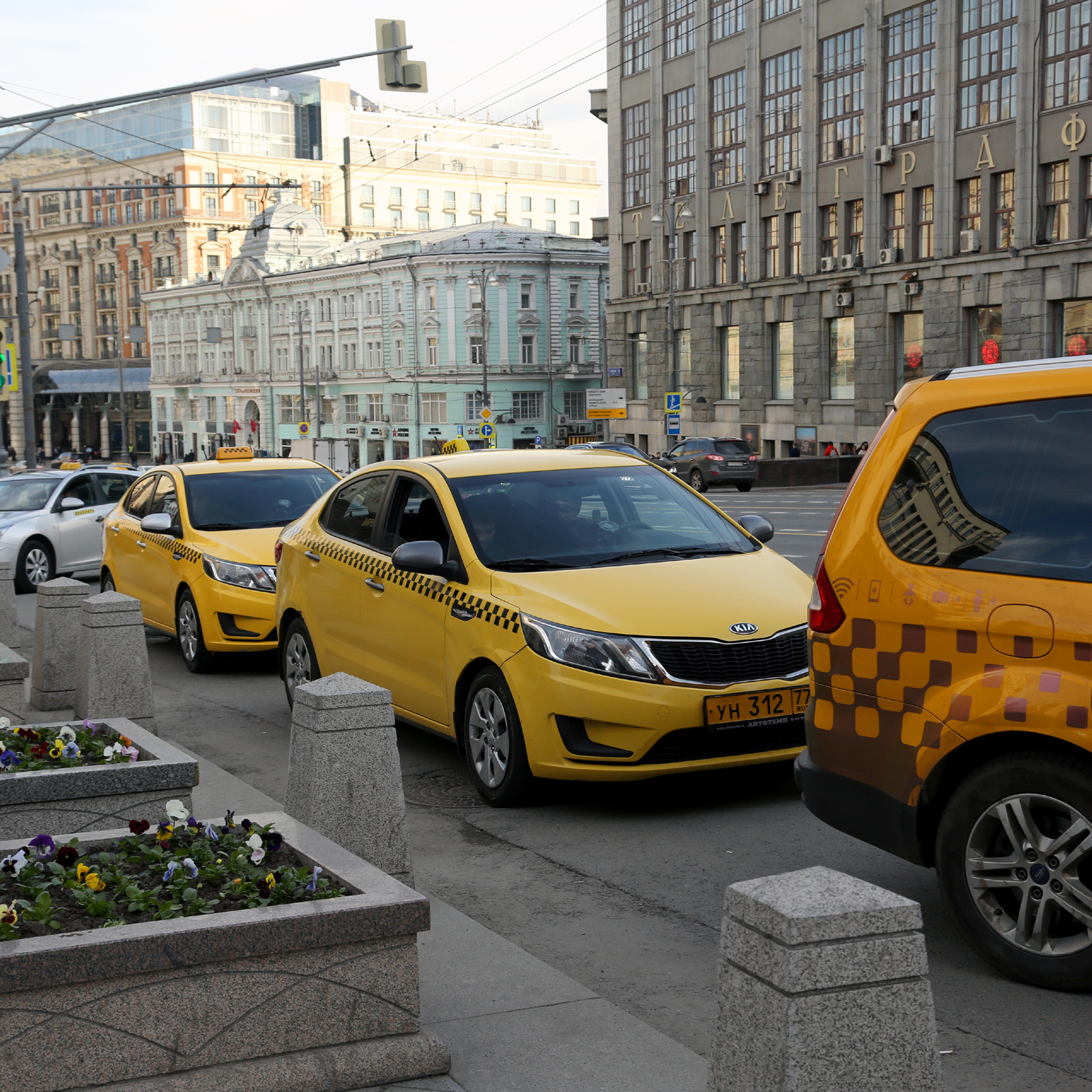 Taxis Take BCH, Stores Sell BTC in the Russian City of Rostov