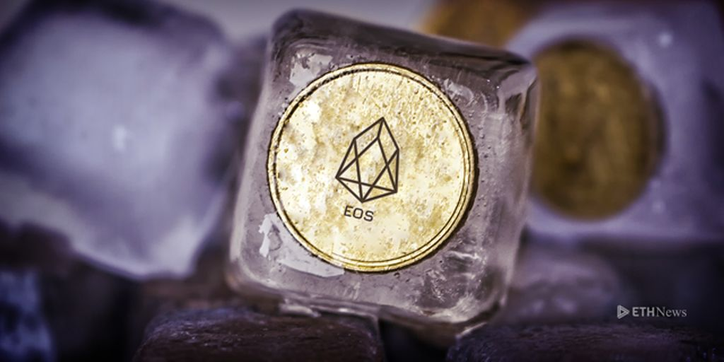 EOS Freezes Accounts Shortly After Mainnet Launch