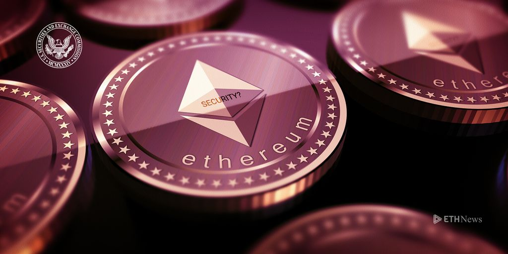SEC Director Believes Ether (Today) Is Not A Security