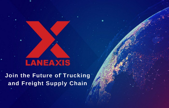 LaneAxis Joins Forces with ICOBox to Launch Logistics-Focused Token Sale