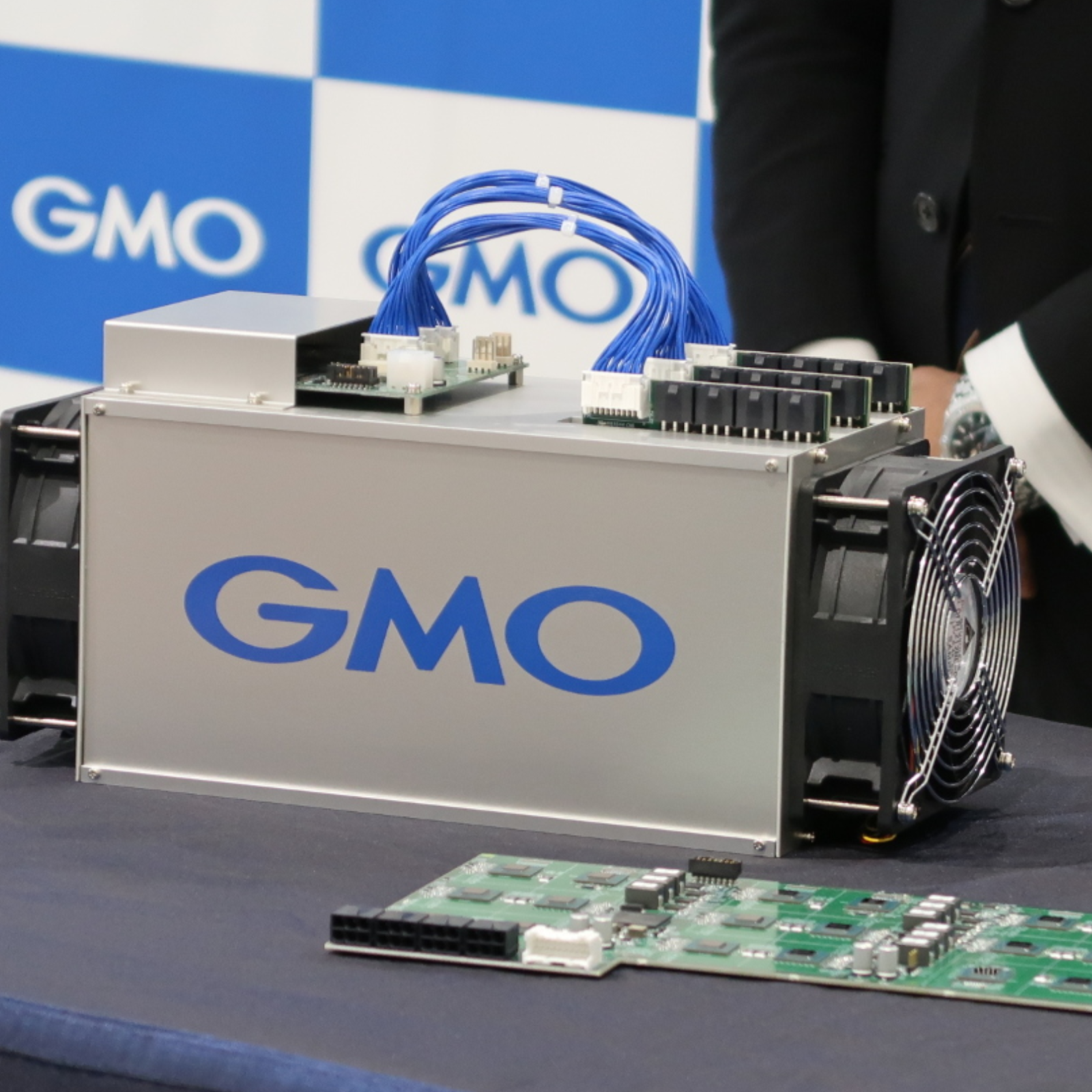 Japan's GMO Unveils Specs and Price of 7nm Bitcoin Mining Rigs – On Sale Tomorrow
