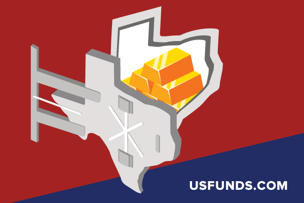 Texas Gold Investors Just Got Their Own Fort Knox