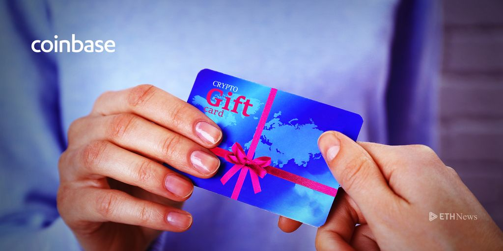 Coinbase Customers Can Now Convert Their Cryptocurrency To Gift Cards