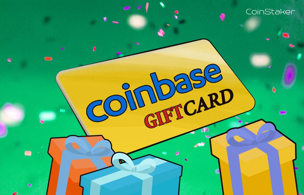 Coinbase teams up to provide a commercial Crypto Gift Card for its users  