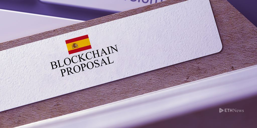 Parliamentary Group Submits Blockchain Proposal To Spanish Legislature