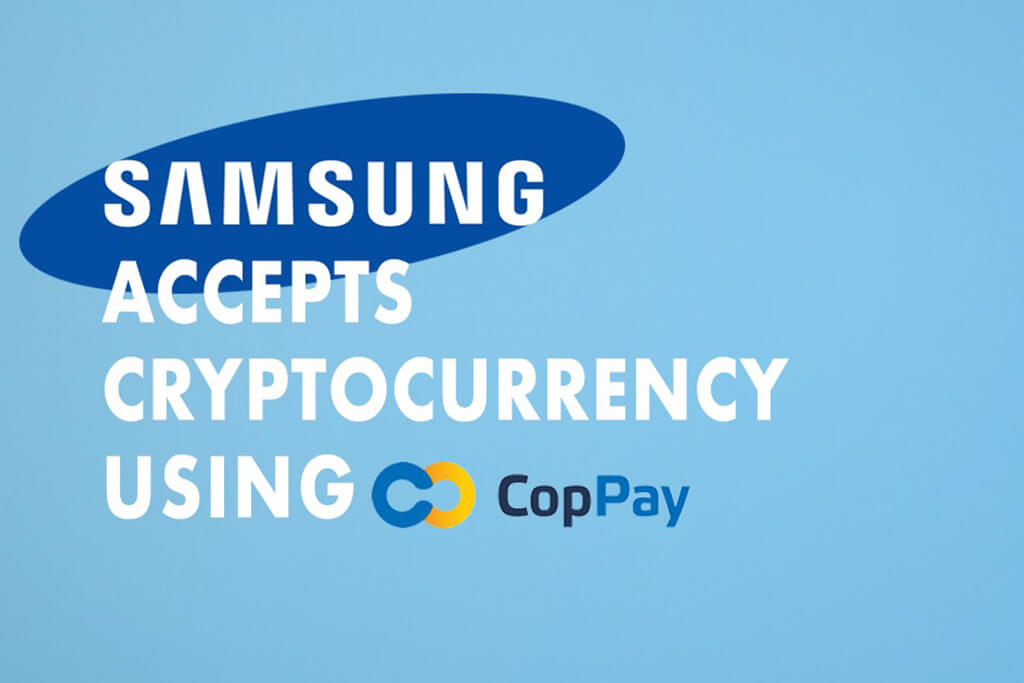 Samsung Stores In The Baltic States Start Accepting Cryptocurrency Payments – CoinSpeaker