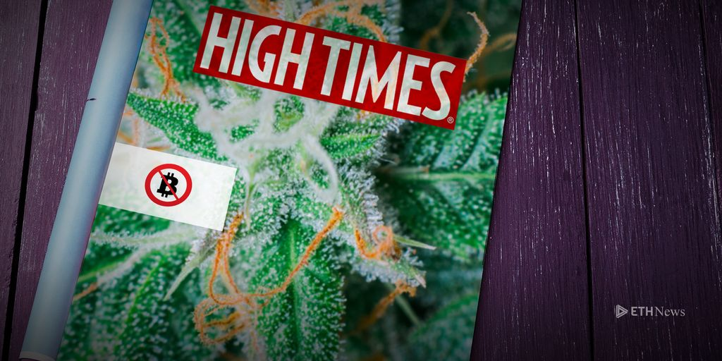 High Times Magazine Not Accepting Crypto During IPO After All