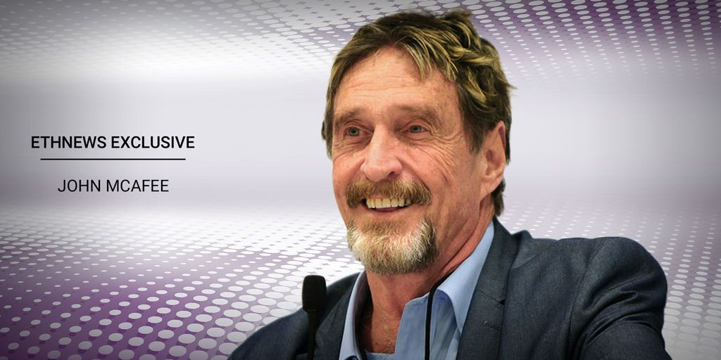 'Everything I Do Is Marketing': An Interview With John McAfee