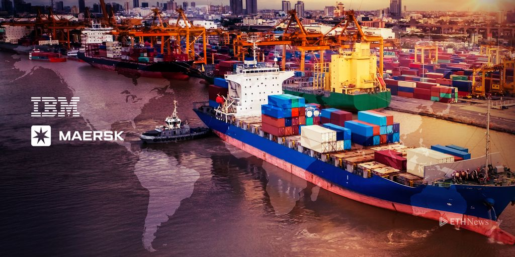 TradeLens: IBM And Maersk Collaborate On Blockchain-Powered Global Supply Chain