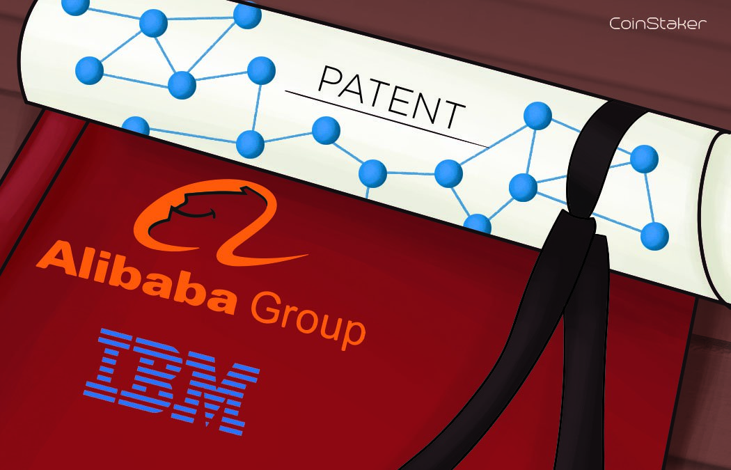 Alibaba,IBM and Mastercard lead by most filed Blockchain patents |