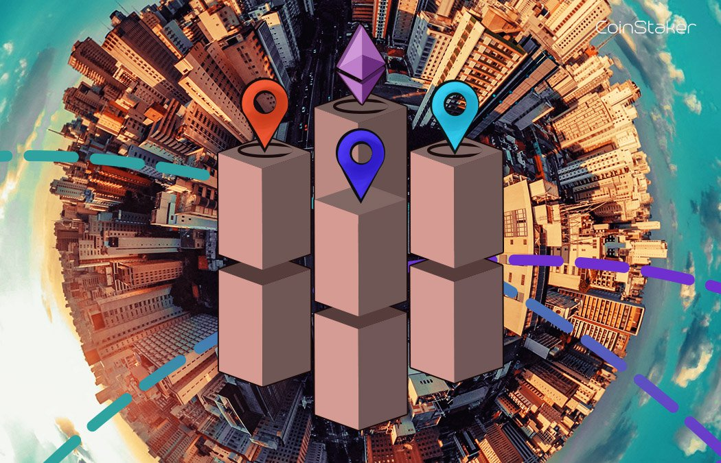 FOAM DApp will decentralize GPS technology with smart contracts |