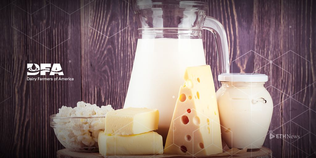 Dairy Farmers Test Blockchain For Farm-To-Fork Transparency