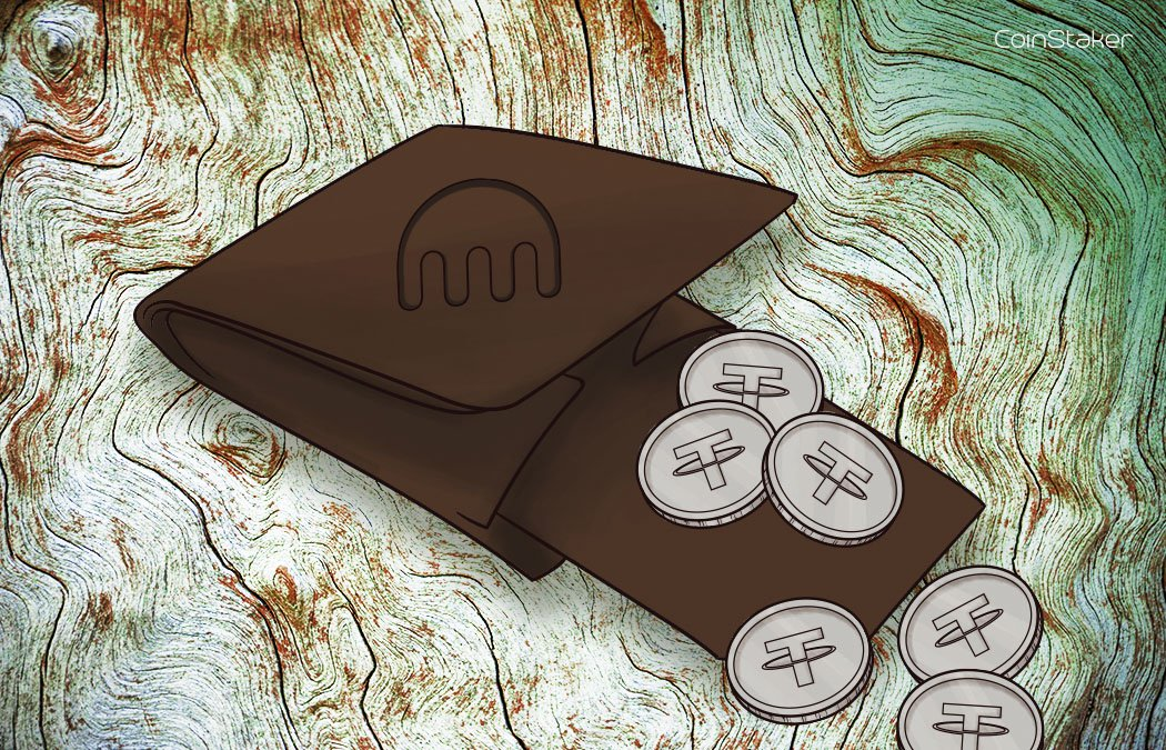 Kraken has been flooded with Tether tokens, despite the downtrend |