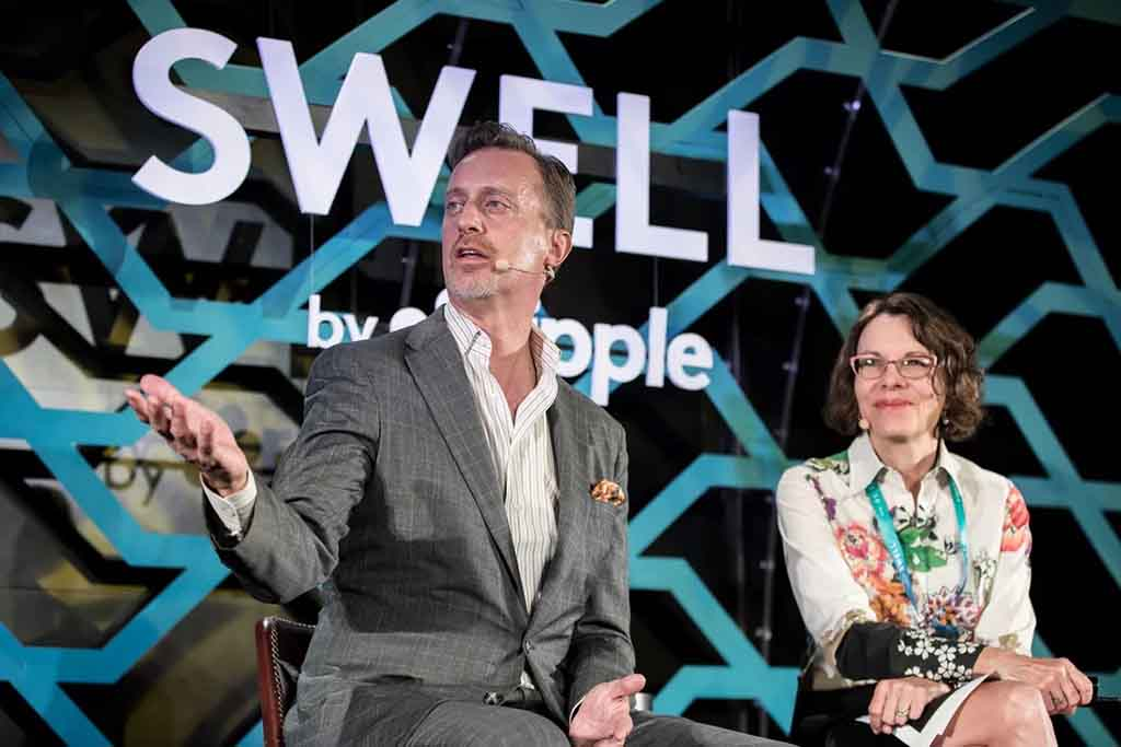Swell 2018: Ripple's 'Blockchain in Payments' Report Shows We Are on the Cusp of Mass Adoption