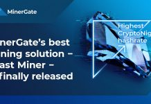 MinerGate Launches xFast Miner to Improve Hashrate up to 10