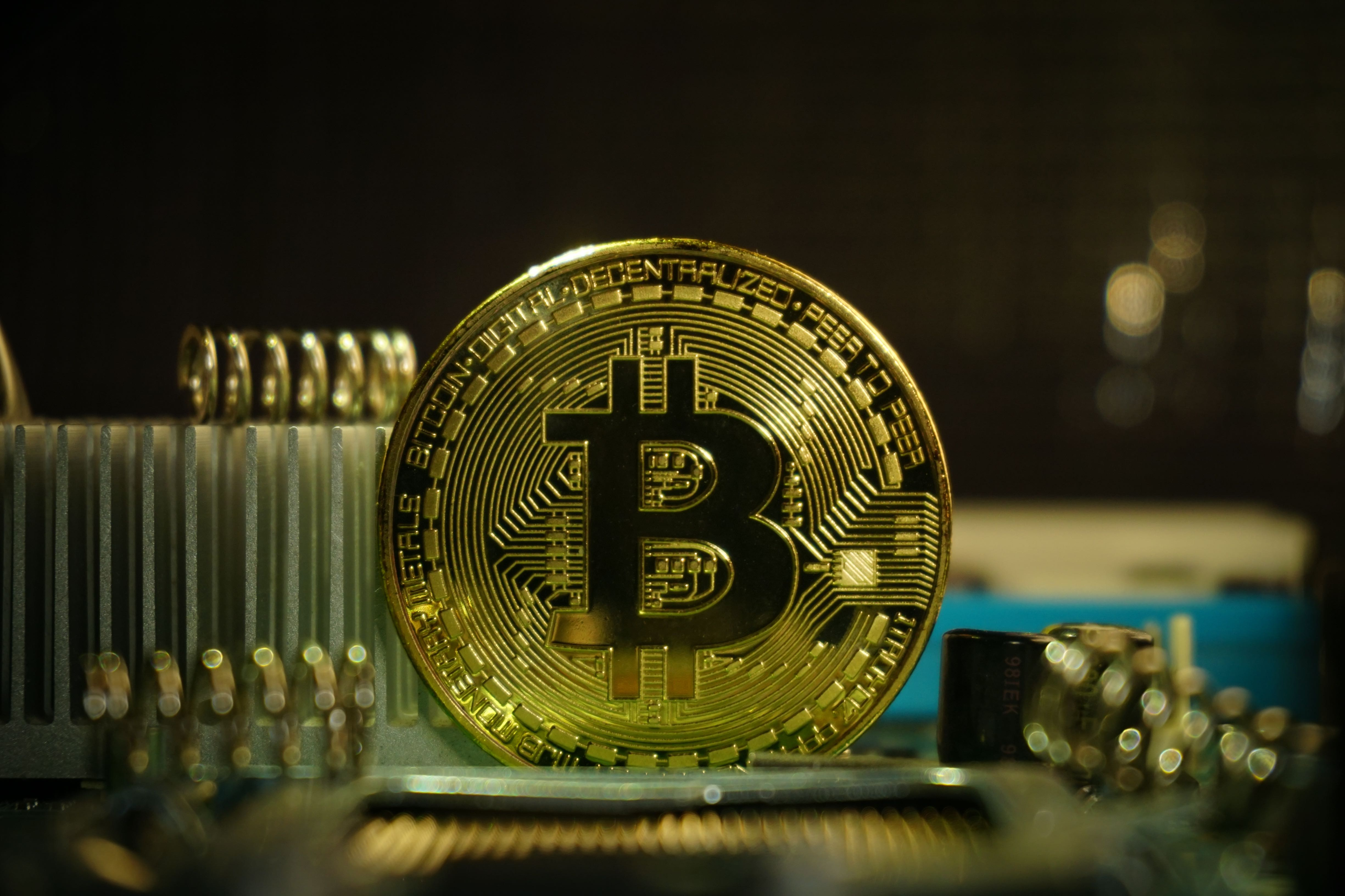 Bitcoin Price Ends November With Worst Monthly Decline in 7 Years