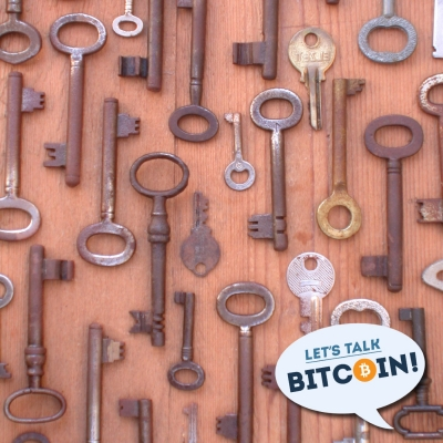 Let's Talk Bitcoin! #384 Keys, Complexity and Community