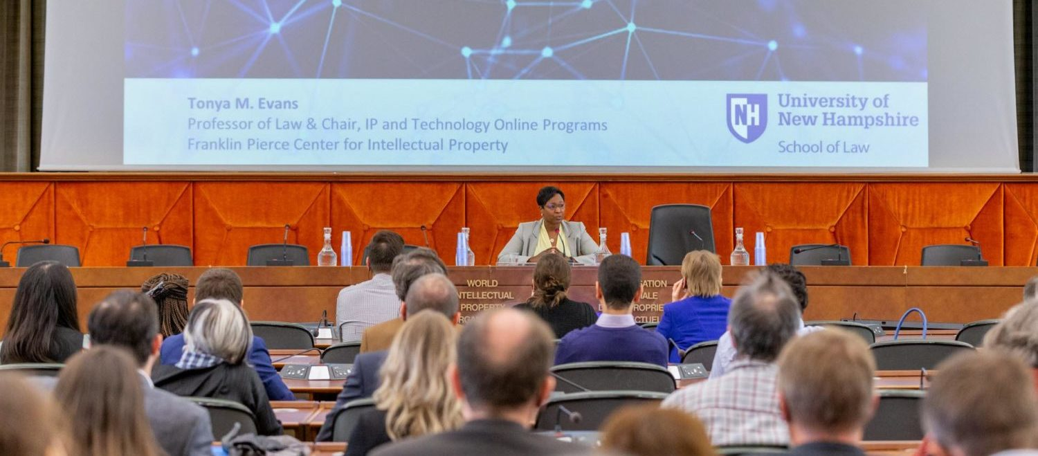 Lawyers Rush In: New UNH Blockchain Program Nabs Big-Name Speakers