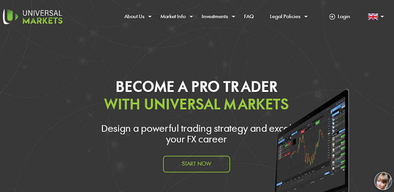 Universal Markets Review: The HotSpot for Professional Digital Trading