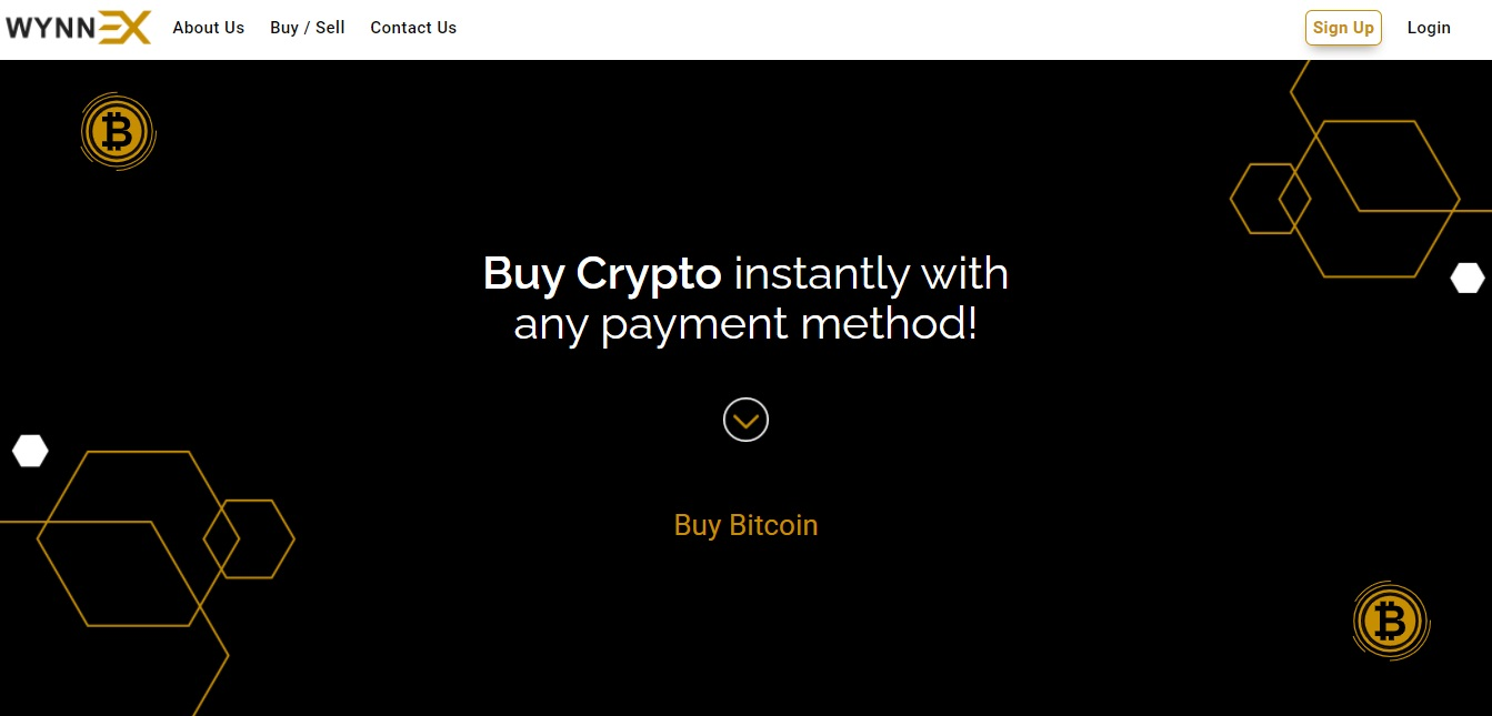 Wynn-EX Exchange – Finally an Easy Way to Buy and Sell Cryptocurrencies
