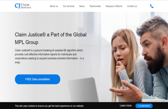Claim Justice Review – Recovering your Funds