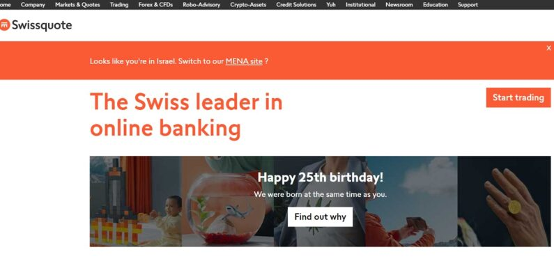 SwissQuote Review – What to Expect from this Broker?