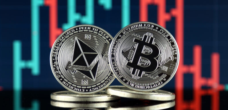 Crypto Market Rises without Vibrant Goals – BTC and ETH