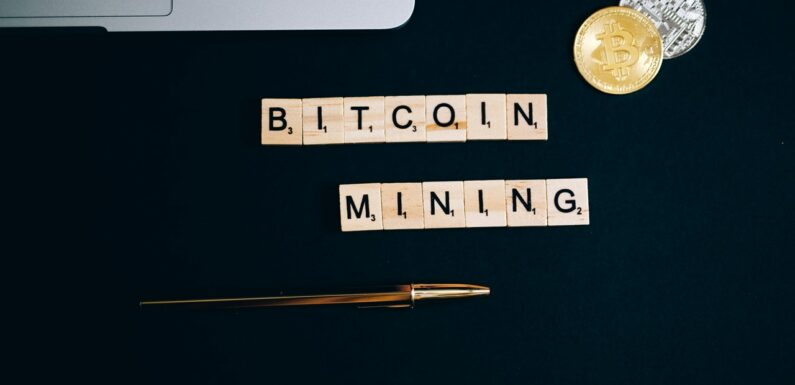 Bitcoin Mining is Producing Tonnes of Waste